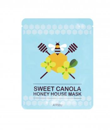 Sweet Canola Honey House Mask - A'Pieu Italia - Moodyskin