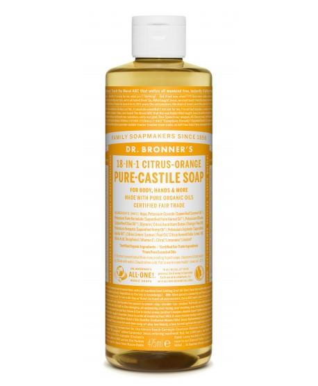 Sapone Liquido Bio Limone-Arancio 475 ml