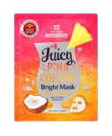 Juicy Pina Colada Bright Mask - Leaders Italia - Moodyskin