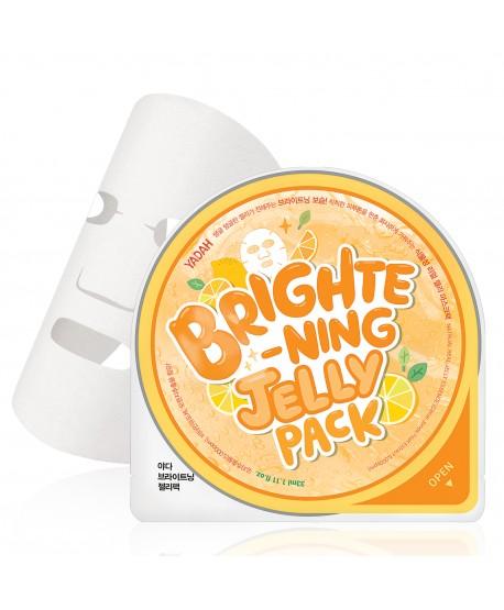 Yadah Brightening Jelly Face Mask Maschera Viso