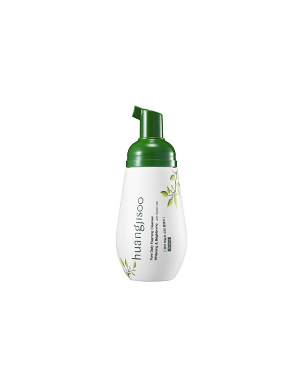 Huangjisoo Detergente Pure Foaming Cleanser Brightening - 30 ml Moodyskin
