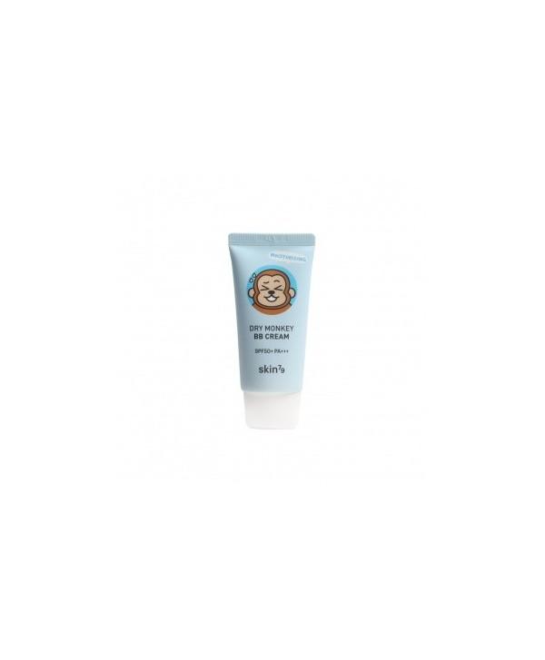 Skin79 BB Cream Animal Dry Monkey SPF50 PA+++ Moisturizing - 30 ml - Moodyskin