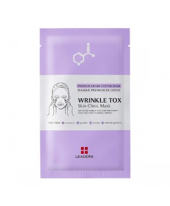 Leaders Wrinkle-Tox Skin Clinic mask - 25 ml - Moodyskin