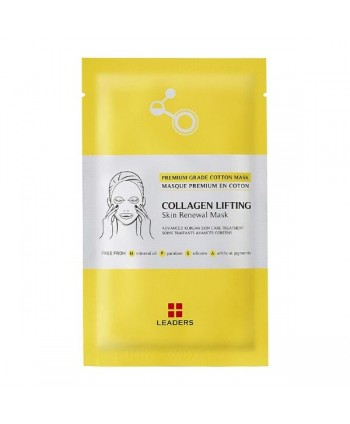 Leaders Collagen Lifting Skin Renewal mask - 25 ml - Moodyskin