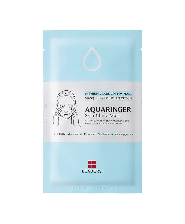 Leaders Aquaringer  Skin Clinic mask - 25 ml - moodyskin