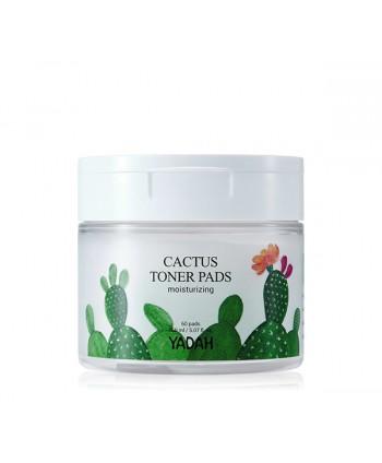 Yadah Cactus Toner Pads -...