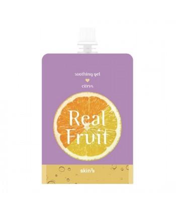 SKIN79 Idratante Corpo Real Fruit Soothing Gel Citrus - 300g - moodyskin