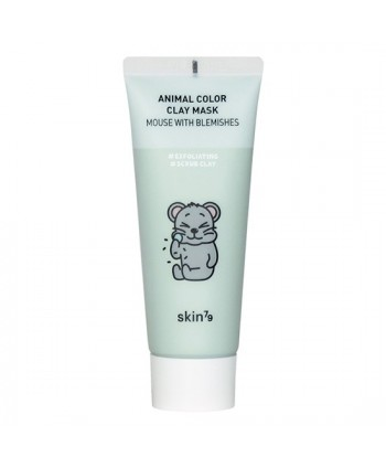 SKIN79 Animal Color Clay Mask Mouse with Blemishes - 70 ml - Moodyskin