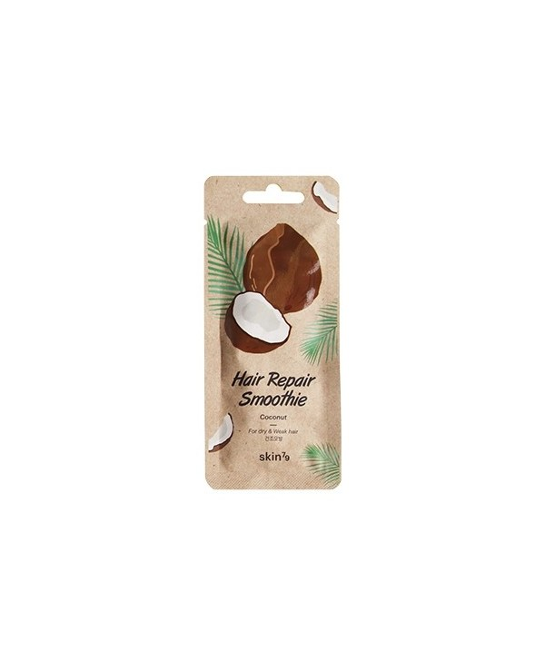 Maschera Capelli Skin79 Hair Repair Smoothie - Coconut - 20 ml Moodyskin