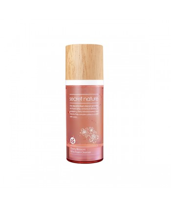 Secret Nature Cherry Blossom Oil To Foam Cleanser - 100 ml