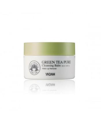Detergente oleoso viso Yadah Green Tea Pure Cleansing Balm 100 ml