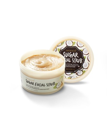 Too Cool For School Coconut Sugar Facial Scrub 100 ml