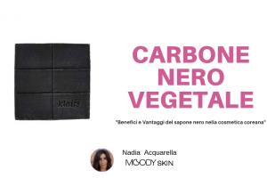 carbone vegetale nero